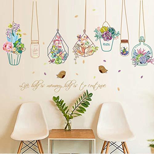 Hesuimaoyi Wallpaper Stickers Baby Childrens Room Wall Stickers Decoration waterprof Mural