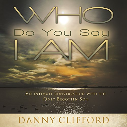 Who Do You Say I Am audiobook cover art