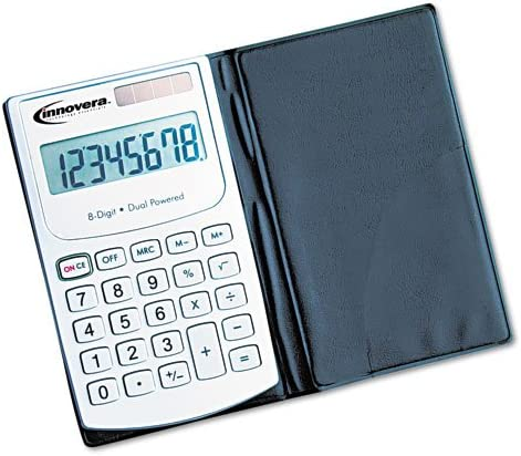 IVR15910 - Be super welcome Innovera 15910 Portable Free Shipping New Calculator Pocket Handheld