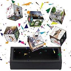 Explosion BOX Scrapbook DIY Fotoalbum Exploding Kreatives Geschenk Box Speicher f/ür Geburtstag Jahrestag Valentine Hochzeit Geschenk