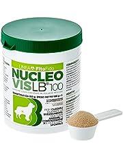 Trebifarma Nucleovis LB Mangime Complementare in Polvere per Cani - Supporto Immunitario Gastrointestinale - 100 g