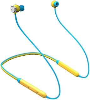 Bluetooth Headphones Neckband Noise Cancelling Magnetic Earphone Wireless Sports Headphones with Mic Noise Cancellation Fu...