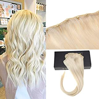 hair extensions beaded weft