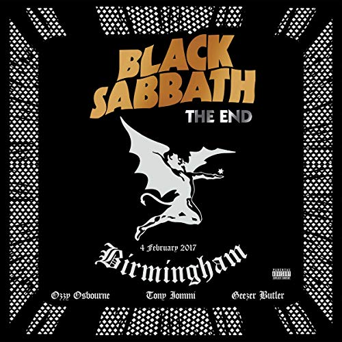 Black Sabbath: The End (Live in Birmingham,Ltd.Color 3LP) [Vinyl LP] (Vinyl (Live))