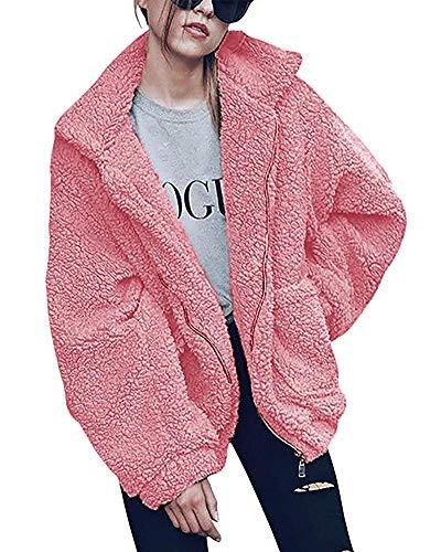 Felljacken Pink In Felljacken Pinke Alles Pinke Alles nvwN0m8O