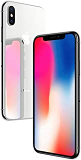 Apple iPhone X 64GB Silver/Space Gray (Silver)