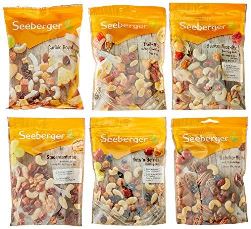Seeberger Mix Box Snacks, 1er Pack (1 x 2350 g)
