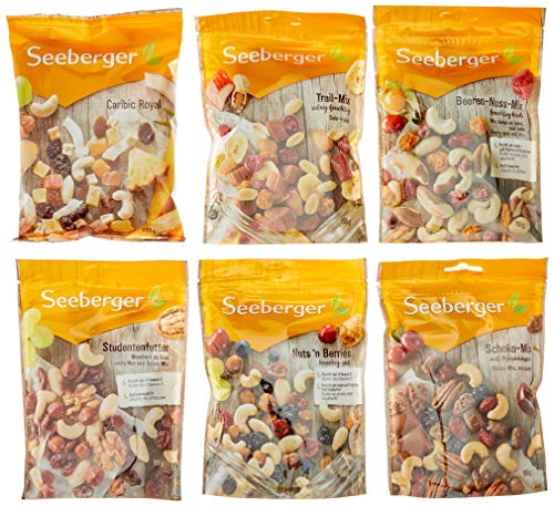 Seeberger Mix Box Snacks, 1er Pack (1 x 2350 g)