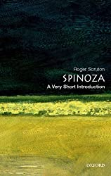 Spinoza: A Very Short Introduction Book Cover