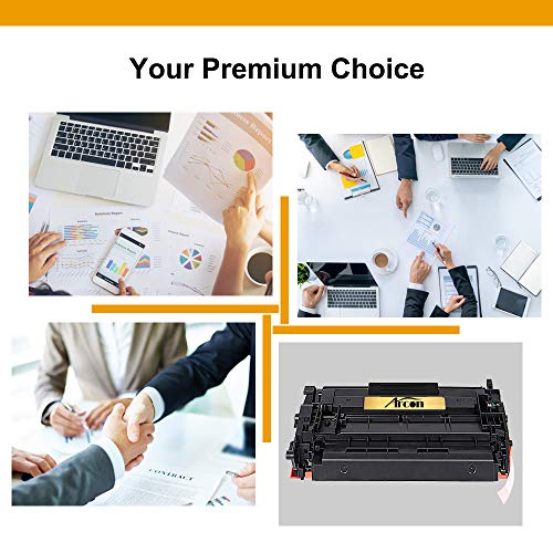 Arcon Compatible Toner Cartridge Replacement for HP 26A CF226A 26X CF226X M402n MFP M426fdw HP Laserjet Pro M402n M402dn M402dw M402d HP Laserjet Pro MFP M426fdw M426fdn M426dw HP 26A CF226A Toner-2PK Photo #5