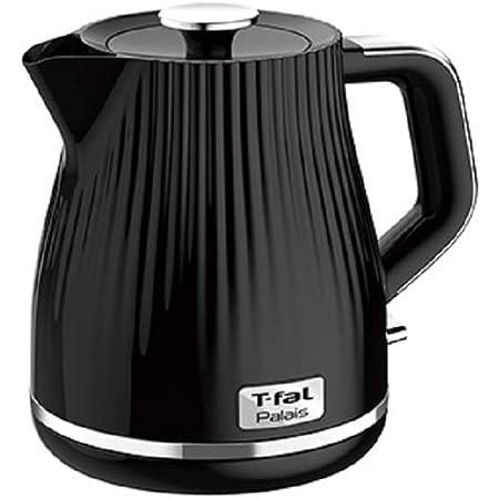 ティファール(T-FAL) 電気ケトル 1.0L ブラックパレ KO2528JP