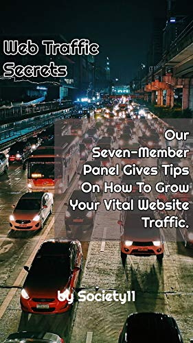 Web Traffic Secrets: Our Seven-Member Panel Gives Tips On How To Grow Your Vital Website Traffic. (English Edition)