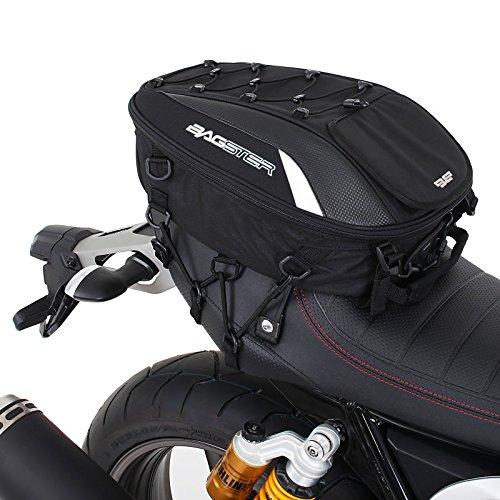 Motorrad Sozius Sitz Hecktasche Bagster Spider Yamaha MT-09