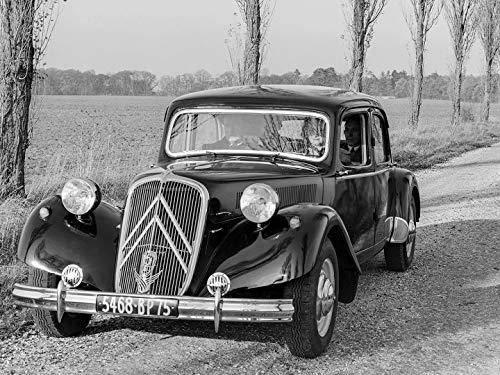 Car History - Citroën - Frankreichs Kultautos