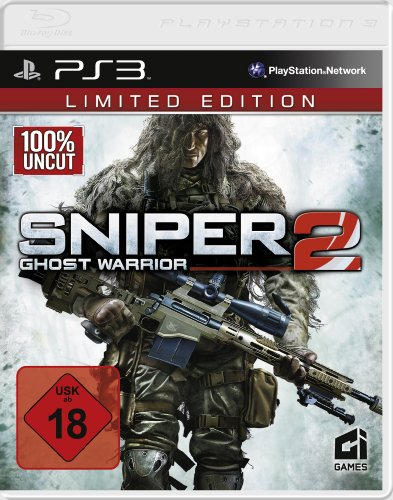 Sniper: Ghost Warrior 2 [Software Pyramide] - [PlayStation 3]