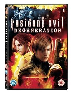 Resident Evil: Degeneration [DVD] [2009] (B001J1O884) | Amazon price tracker / tracking, Amazon price history charts, Amazon price watches, Amazon price drop alerts