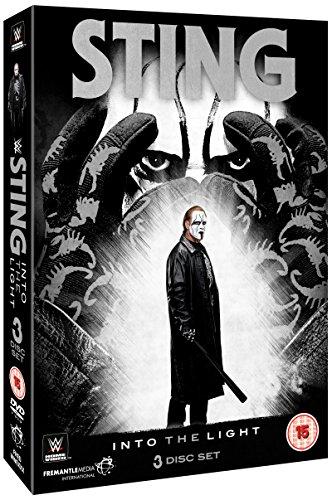 WWE: Sting - Into The Light [DVD] [UK Import]