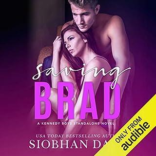 Saving Brad audiobook cover art