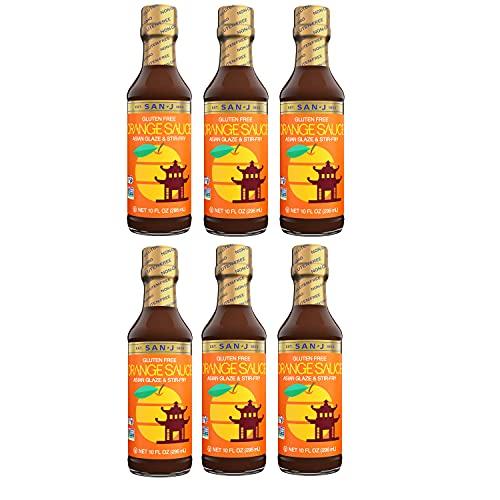 San-J Gluten Free Orange Sauce