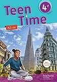 Teen Time anglais cycle 4 / 4e - Livre élève - éd. 2017