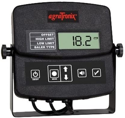 AgraTronix BHT-2 Baler Mounted Hay Tester Moisture 07 Meter Sales of SALE items from new works BHT2 Max 80% OFF