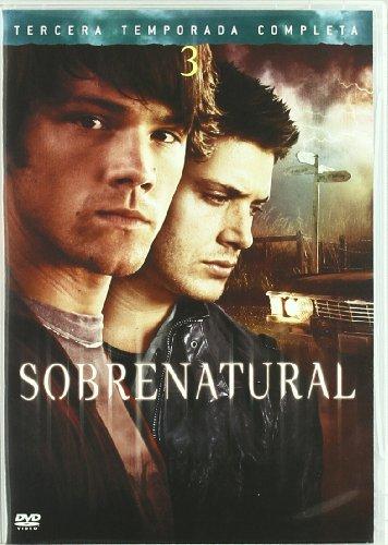 Sobrenatural Temporada 3 [DVD]