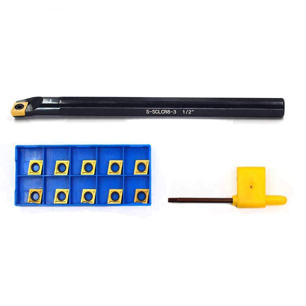 OSCARBIDE 1 2'' x 7''Indexable Sclcr Boring Max 72% OFF Borin Right-Hand 40% OFF Cheap Sale Bar