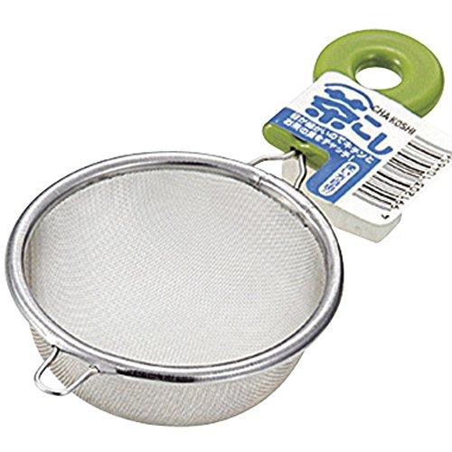 エコー金属 グリーン茶こし 0235-020