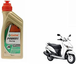 Castrol Power1 10W-50 4T 1 Litre Scooter Engine Oil-Yamaha Alpha