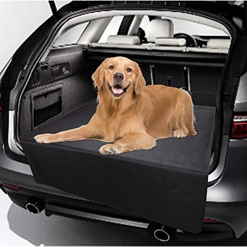 CICMOD Universal Kofferraumschutz Auto Kofferraum Hundedecke Schutzmatte 120 x 120cm