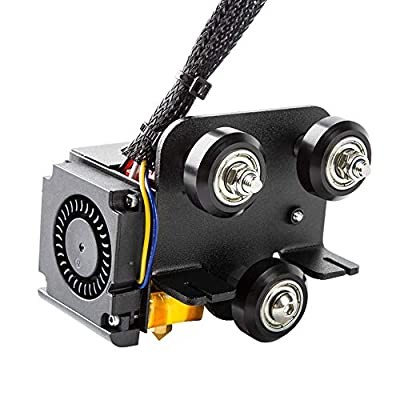 Aibecy Official Full Assembled Extruder Kit 3D Printer Parts Accessories for Creality 3D Ender-3 Ender-3s/ Ender-3 Pro 3D Printer
