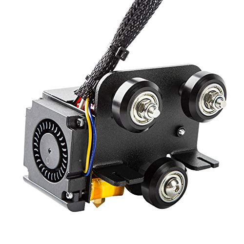 Aibecy Kit de extrusora oficial de montaje completo de piezas de impresora 3D Accesorios para la impresora 3D Creality Ender-3 Ender-3s/ Ender-3 Pro 3D