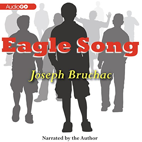 Eagle Song audiobook cover art