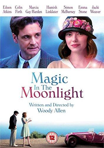 Magic In The Moonlight [DVD] [2014]