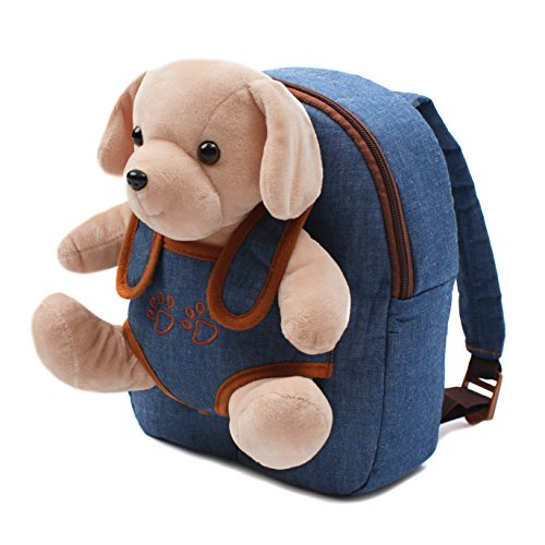 Product Image of the Cute Toy Toddler Backpack – Kids Stuffed Animal Toy Backpack – Kids...