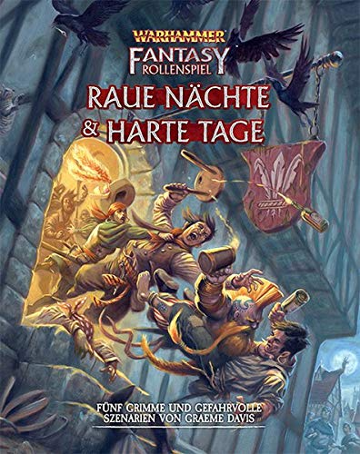WFRSP - Raue Nächte & Harte Tage (Anthologie)