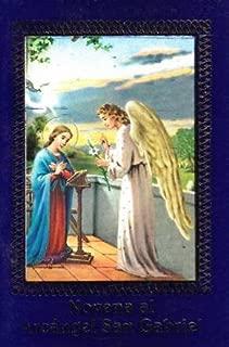novena al arcangel gabriel