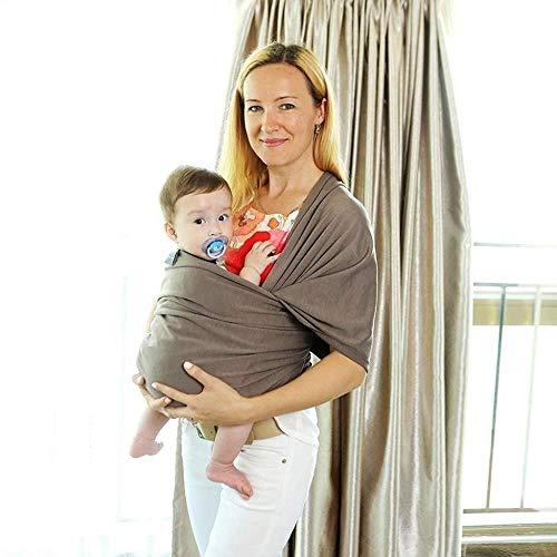 Porte-bébé HZYD -Baby réglable en Coton Allaitement, Doux, Confortable (Couleur: F) (Couleur: F) (Couleur: E) (Couleur: F), Couleur: F ( Color : D )