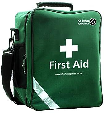 St John Ambulance Zenith Shoulder Grab Bag by St John Ambulance