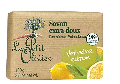 Le Petit Olivier - Seife aus der Provence Verveine-Zitrone (Verveine-Citron) - 100 g
