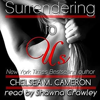 Surrendering to Us audiobook cover art