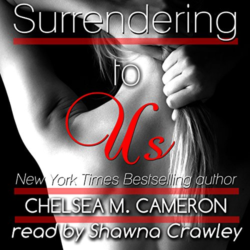 Surrendering to Us audiobook cover art