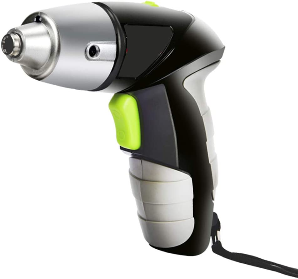 LYHXXX 4.8v Award Electric Screwdriver Austin Mall Dril Set Rechargeable
