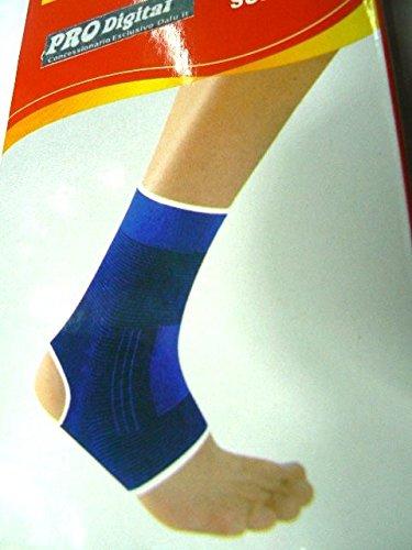 ProDigital_Sport Chevillières orthopédiques élastiques indiquées pour le sport (tennis, ski, canoë) pour blessures ou luxations