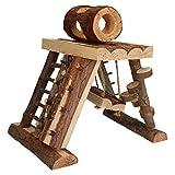 <span class='highlight'>Small</span> <span class='highlight'>Animals</span> Hamster Boredom Breaker Activity Climbing Tower 17x17x26cm