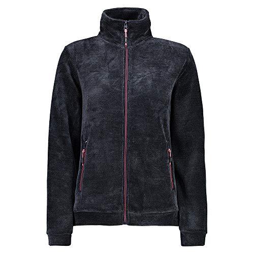 F.lli Campagnolo Nachricht eingeben CMP Fleecejacke Jacke Woman Jacket dunkelblau atmungsaktiv wärmend Unifarben (38)