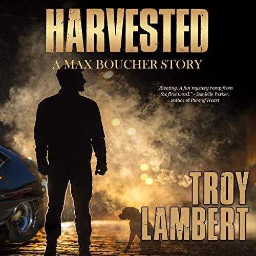 Harvested cover art