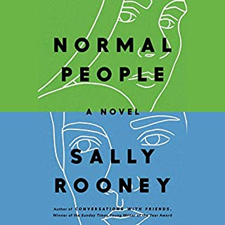 Normal People audiobook cover art