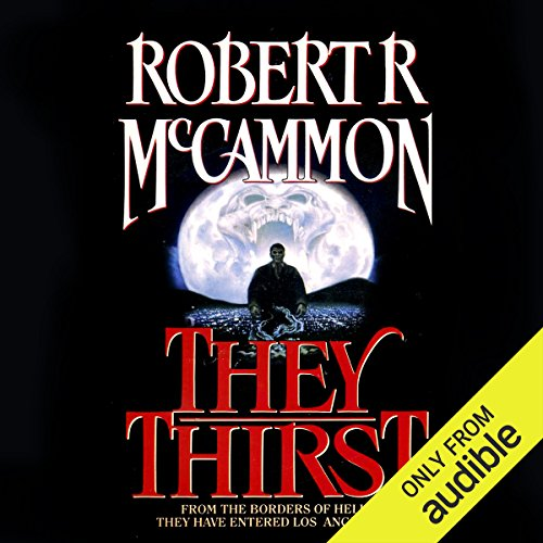 They Thirst audiobook cover art