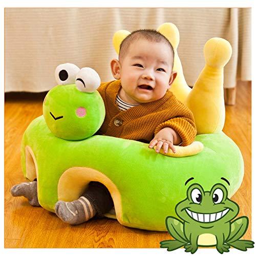 Shengshou ベビーソファー ソフトチェア ふわふわ ぬいぐるみ椅子 超かわいい 子供椅子 お座り練習チェア ...